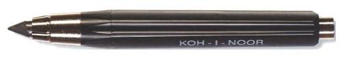 コイノア 芯ホルダー 5.6mm用 ショートサイズ ブラック No.5344 520333