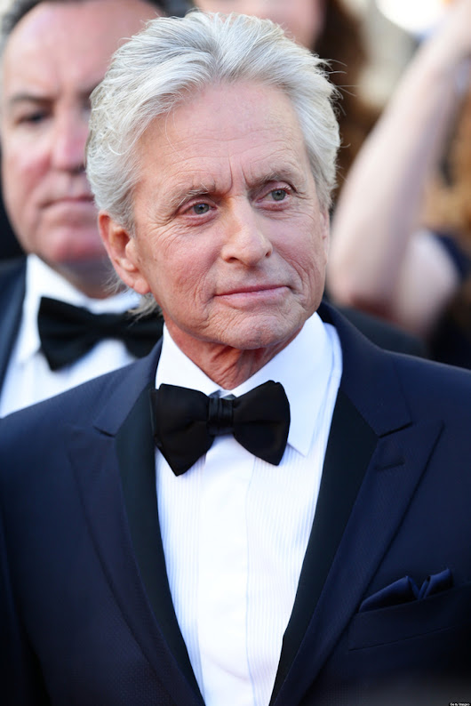 Michael Douglas' Throat Cancer Caused By Oral Sex, Not Smoking Or Drinking