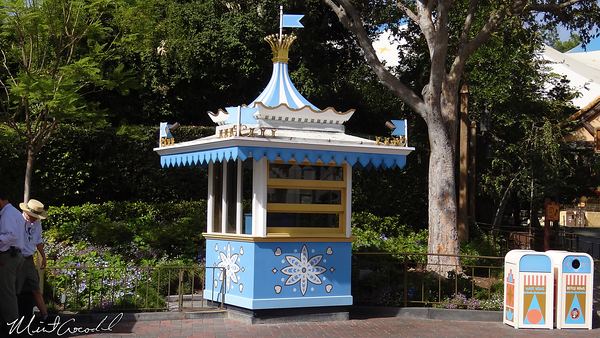 Disneyland Resort, Disneyland, Fantasyland, Kodak, Ticket, Booth