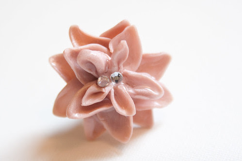Polymer Clay, DIY Ring, Resin Rings, Flower Rings, Polymer Clay Jewelry, Handmade Jewelry