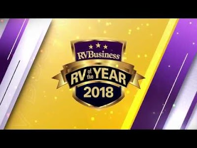 Rollin' on TV: RVBusiness RV of the Year Show
