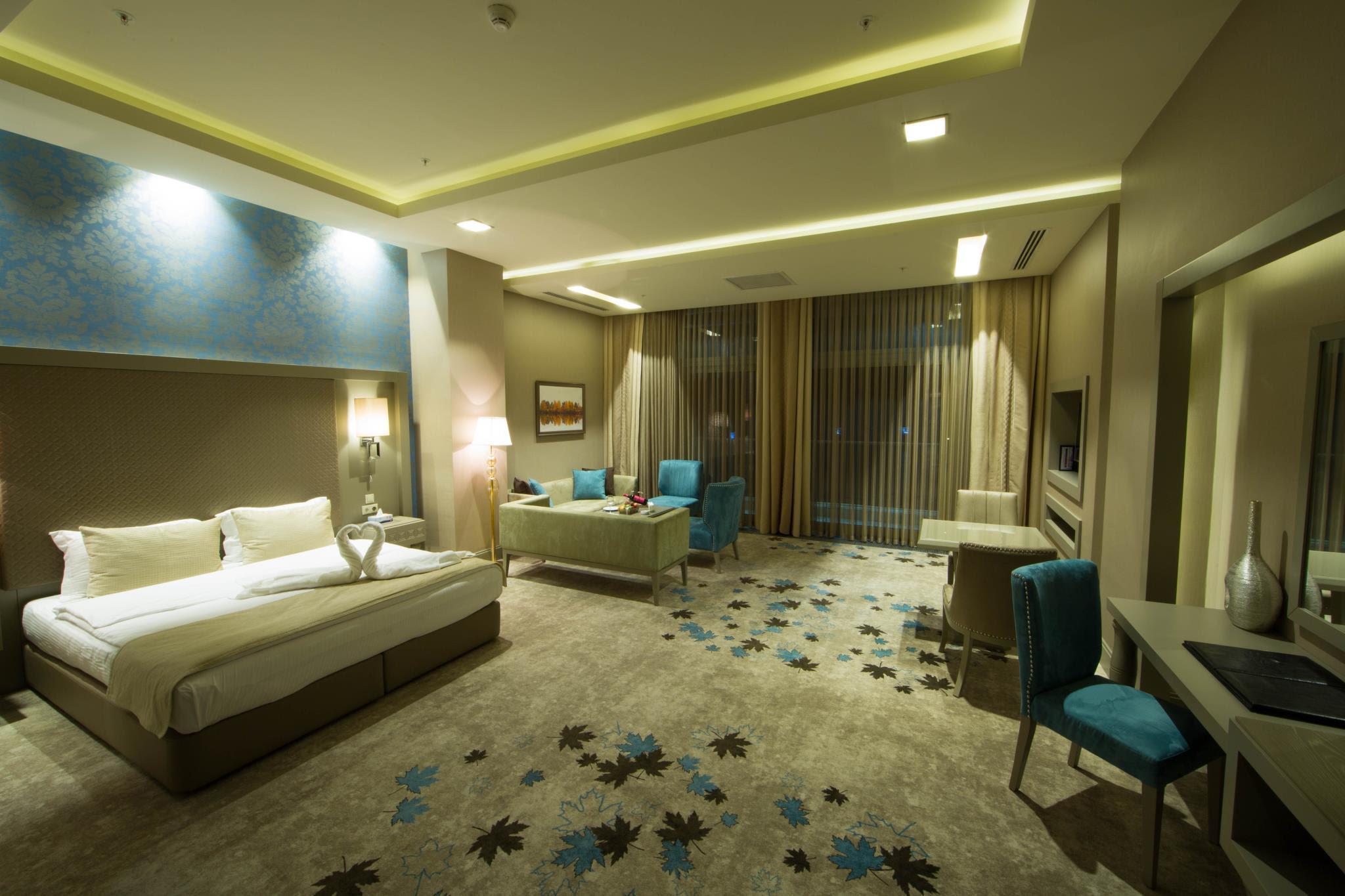 Promo Qafqaz Tufandag Mountain Resort Hotel