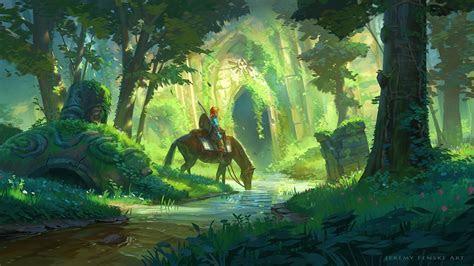 Legend of Zelda Breath of the Wild wallpaper ·? Download