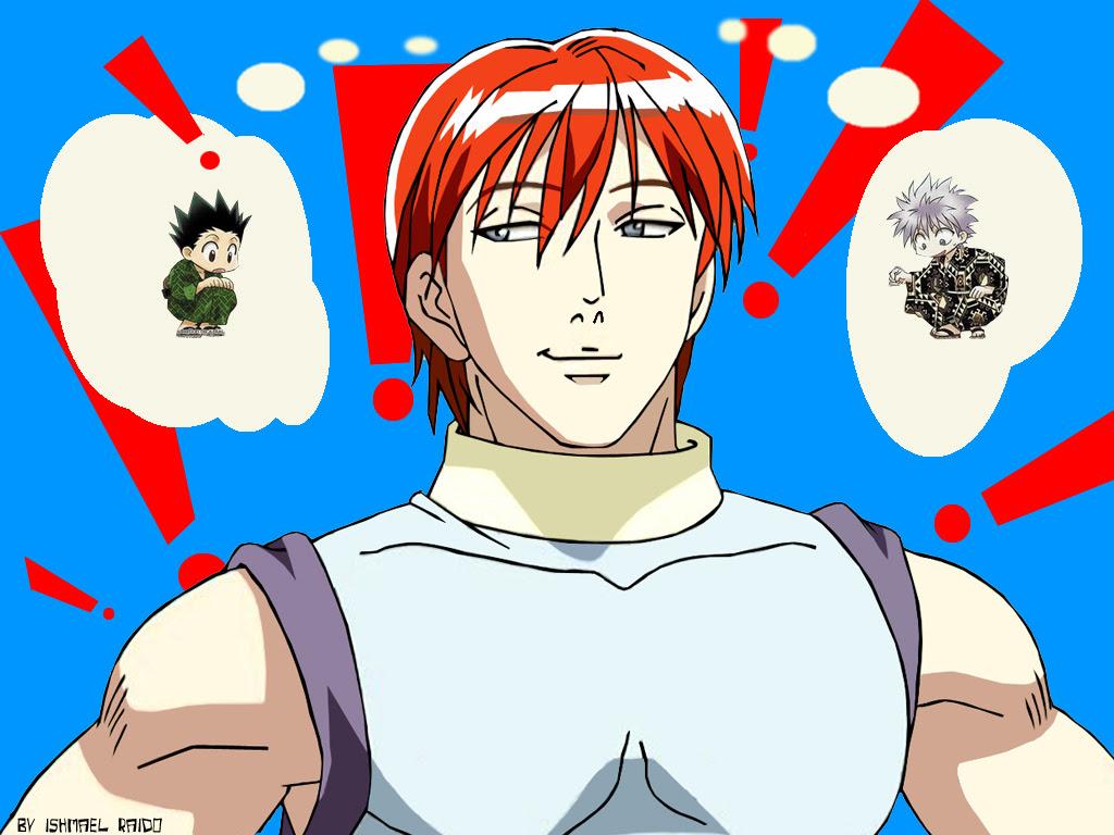 Hunter X Hunter Wallpaper Hisoka Minitokyo
