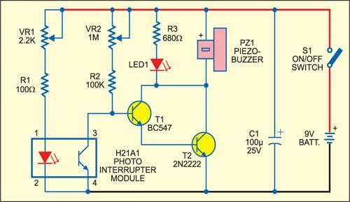 Simple Smoke Detector