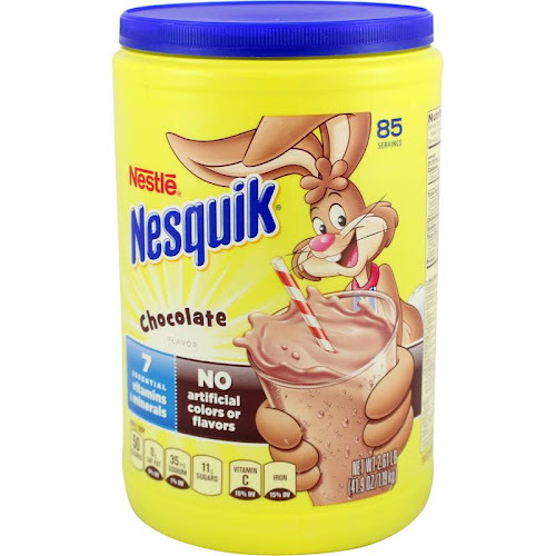 Google express nestle nesquik drink mix chocolate 419 oz nestle nesquik drink mix chocolate 419 oz canister sciox Choice Image