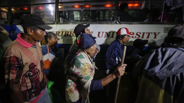 Miles de evacuados en Costa Rica y Nicaragua ante llegada de Otto