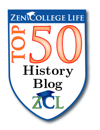 ZenCollegeLife Top 50 History Blog