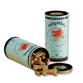 Organic Senior Dog Treats
