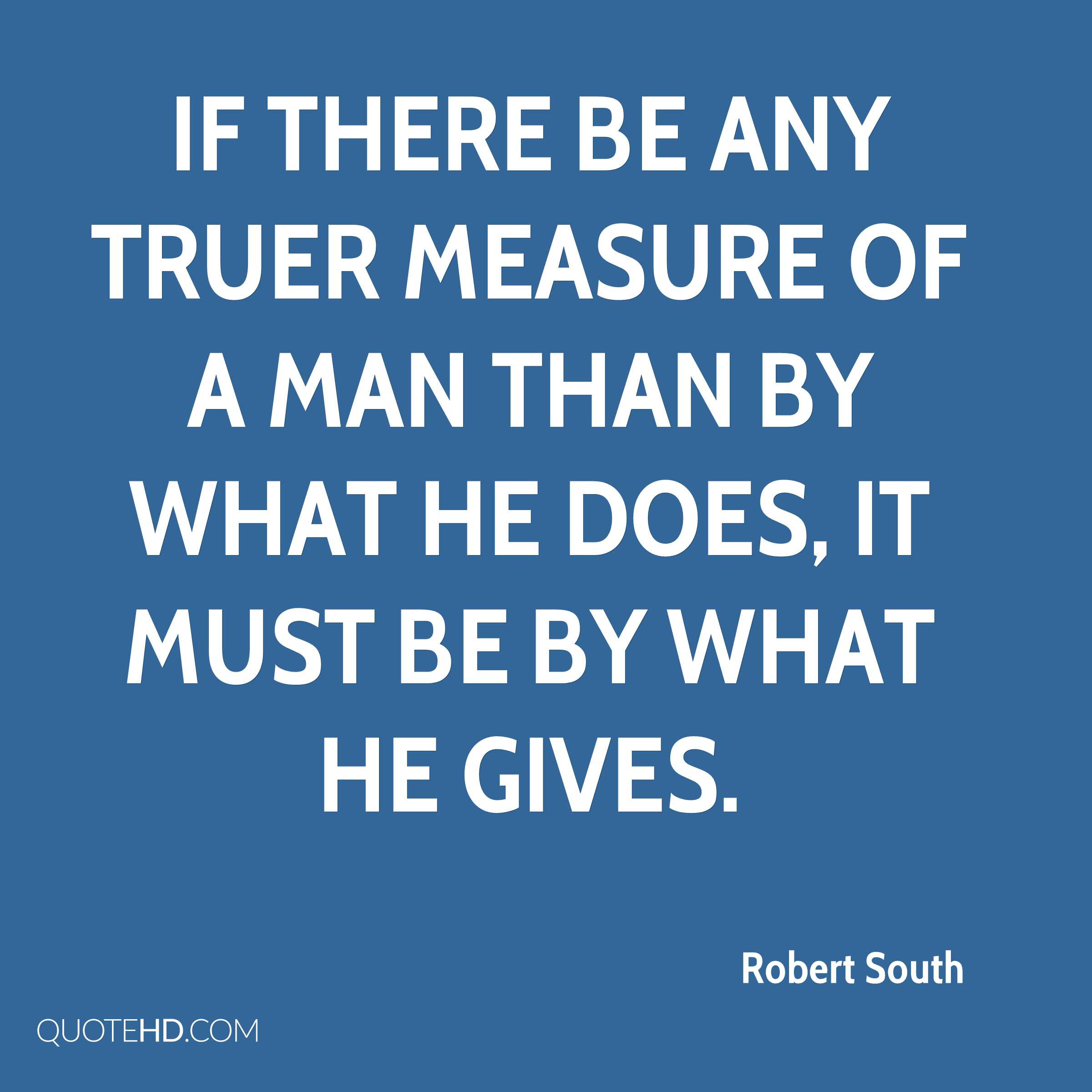 Robert South Quotes Quotehd