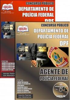 Polícia Federal (Agente)-AGENTE DE POLÍCIA FEDERAL (COMPLETO)