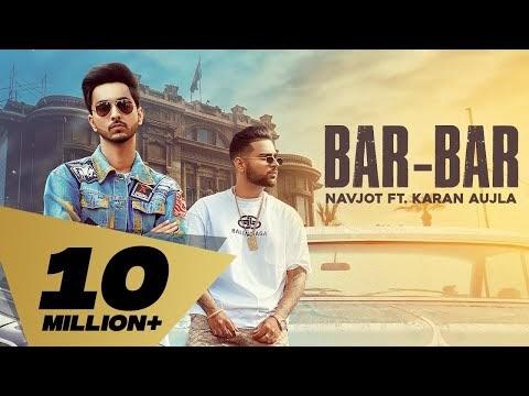 Bar Bar Lyrics - Karan Aujla X Navjot