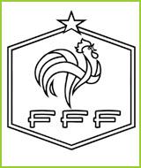 Coloriages Du Logo Des 32 équipes Qualifiées Pour La Coupe Du Monde