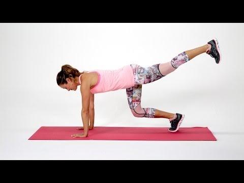 the best 15minute beginner workout — no equipment  body