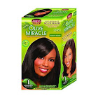 AfricanPride Olive Miracle Relaxer TouchUp, Size: KIT8app