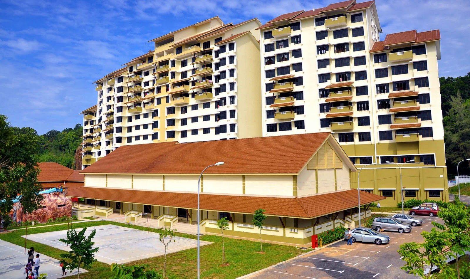 Rumah Peranginan Persekutuan Di Kelantan Rumah 408