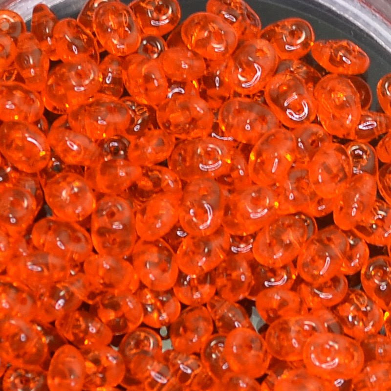 s42850 Czech Seedbeads - 2 Hole Superduos - Hyacinth