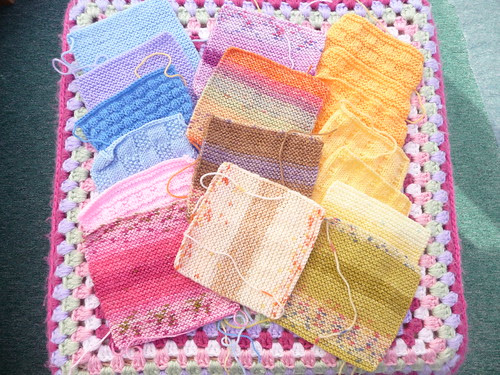 Sandie - Your Squares have arrived thank you!