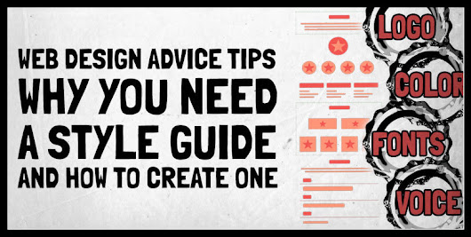 Why Your Website Needs A Style Guide & How To Make One