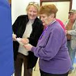 Village residents voting today