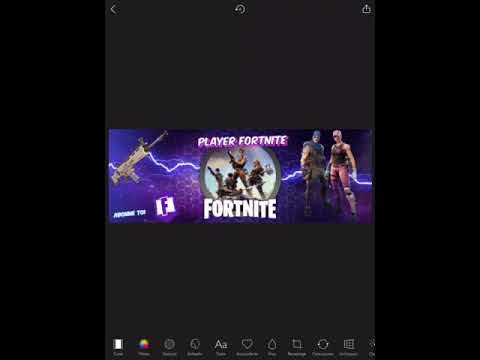 Banniere Youtube Gaming Fortnite Fortnite Aimbot Live