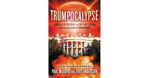 Win a free copy of our new FaithWords/Hachette investigative book - TRUMPOCALYPSE: THE END-TIMES PRESIDENT...