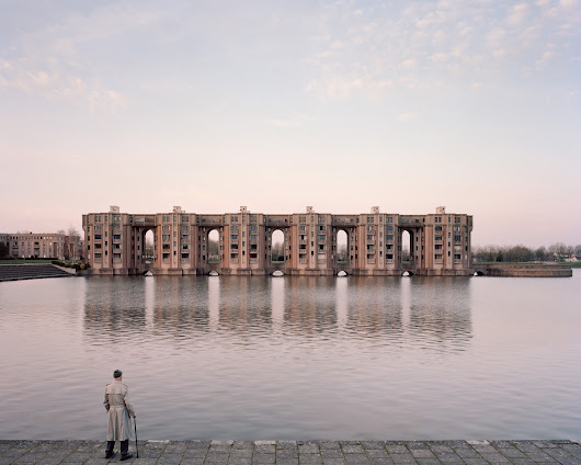 A poetic vision of Paris' crumbling suburban high rises