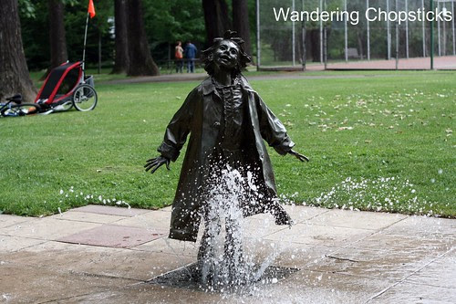 8 Beverly Cleary Sculpture Garden - Grant Park - Portland - Oregon 2