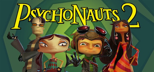 Psychonauts 2, Rock Band VR, more new games announced at The Game Awards | Ars Technica