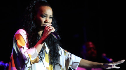 'The Boy Is Mine' Singer Monica Brown LIVE