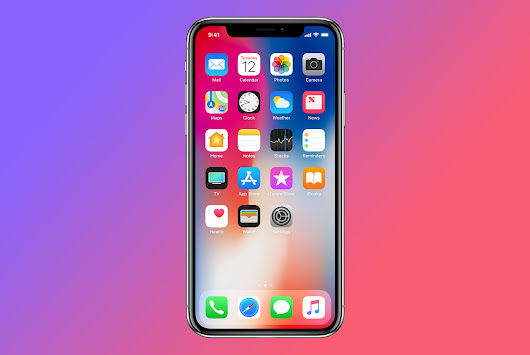 iPhone X: Fascinating #LegaNerd