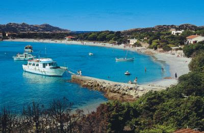 Cala Santa Maria (Isola di Santa Maria - Sardegna - Italy)