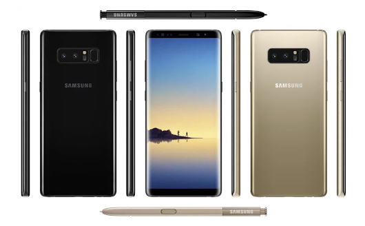 Samsung Galaxy Note 8 full specification leaked to be on sale in September