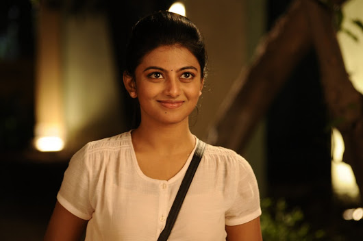Actress Anandhi - Young and talented actress
