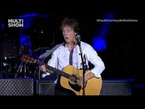 VÍDEO DA SEMANA: Assista ao show de Paul McCartney em São Paulo