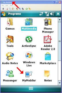Review : My Mybiler - FREE remote control and display software for Windows Mobile 6 and 6.1