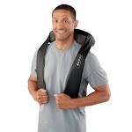 HoMedics Quad Action Shiatsu Kneading Neck & Shoulder Massager with Heat