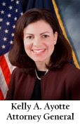Kelly Ayotte - Attorney General of New Hampshire