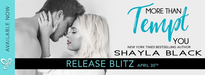 Release Blitz: More Than Tempt You by Shayla Black