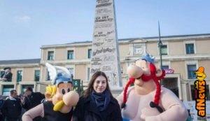 Angoulême: Cosey vince il Grand Prix e Goscinny ha il suo obelisco