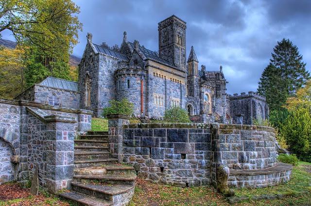 St Conan's Kirk, Loch Awe, Scotland