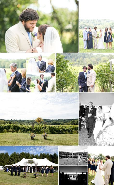 Four Sisters Winery Wedding Kim and Andy   NJ Wedding