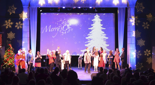 Park City Holiday Spectacular & Sing-Along at Egyptian Theatre 2017
