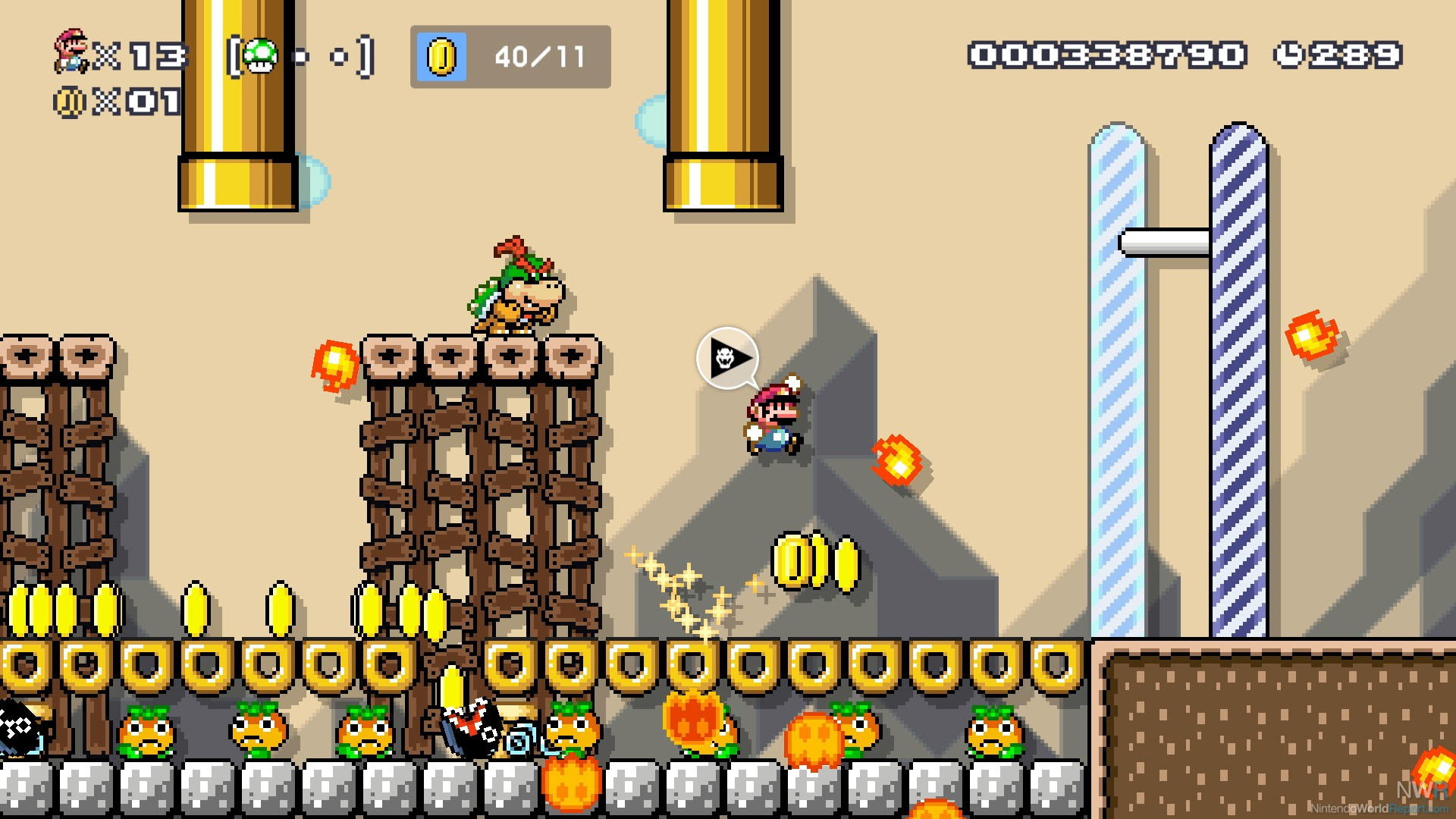 Super Mario Maker 2 Hands On Preview Hands On Preview Nintendo