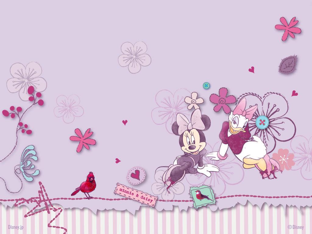 ミニーマウスの高画質画像な壁紙まとめ 1ショットや仲間達との画像まで
