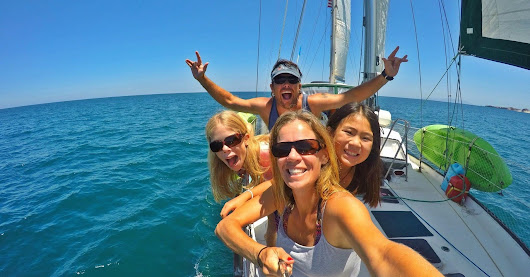 Family Of Four Redefines 'Quality Time' By Sailing The World Together