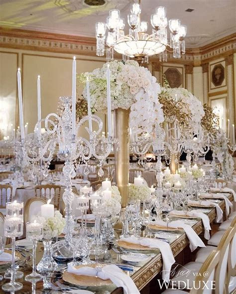1001 best images about Centerpieces   Bring on the Bling