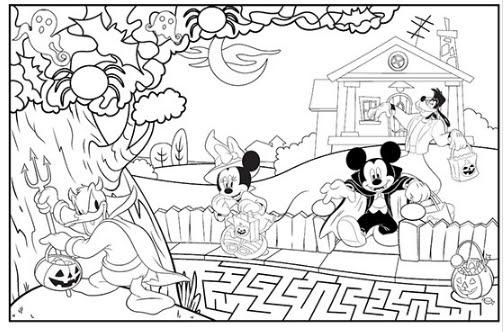 ディズニーの無料塗り絵年賀状の作り方 無料イラスト 年賀状 戌年
