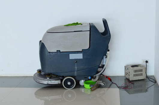 Why Start Ups Should Invest in a Second Hand Floor Scrubber | CleanHire