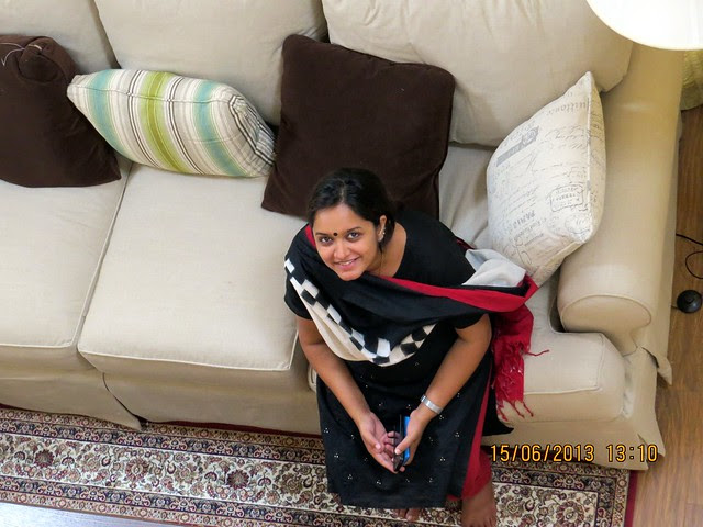 Ms. Himali at Family - from the Den - Visit Westernhills, Villas & Townhouses at Sus - Baner Pune